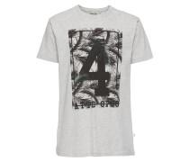 T-Shirt 'Nova' graumeliert