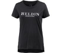Kendall T-Shirt Damen schwarz