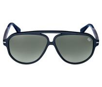 Sonnenbrille mit Bügel aus Edelholz