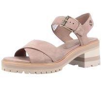 Sandaletten 'Violet Marsh' taupe