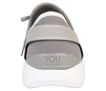 'you Inspire' Sneakers grau