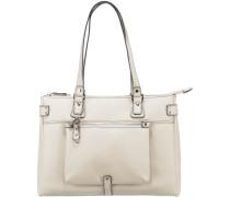 Handtasche 'Loire' weiß
