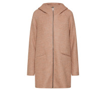 Mantel 'onlANEMONE Hooded Wool Coat'