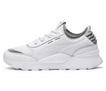 Sneaker 'rs-0 Optic Pop' basaltgrau / weiß