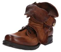 Biker-Boots 'saintec' cognac