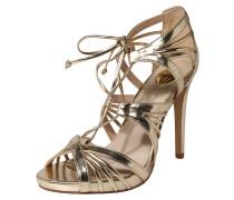 Sandalette 'ecaterina' gold