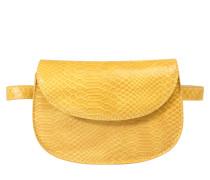 Gürteltasche gelb