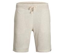Klassische Shorts hellgrau