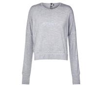 Sweatshirt 'Get Freaky' grau