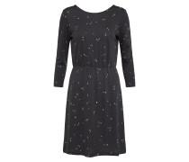 Kleid 'Luisa Rise & Confetti' schwarz
