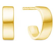Ohrringe 'Chunky Mini ' gold