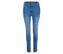 Jeans royalblau