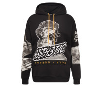 Sweatshirt 's-Jack-Ya' schwarz
