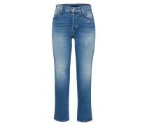 Loosefit Jeans 'edie' blue denim