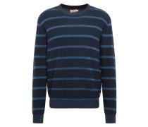 Pullover 'daren' blau
