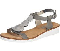 Sandalette taupe