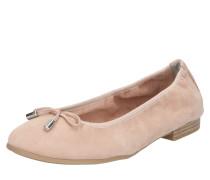 Ballerina mit Schleife rosa