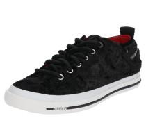Low Sneaker 'Exposure' schwarz / weiß