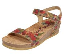 Sandale mischfarben / beige