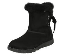 Snowboots schwarz