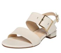 Sandale 'Ivory' elfenbein