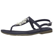 Sandale 'Sandale mit Glitzersteinen'