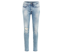 Jeans 'Bolt' blue denim