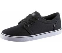 'darwin' Sneaker schwarz