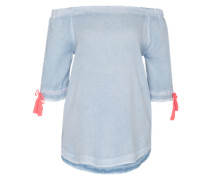 Tunika 'Jojo the Blouse' hellblau / pink