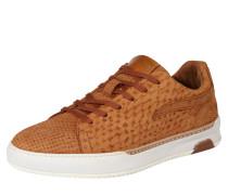Sneaker 'thomas II Lizard' braun