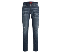 Jeans 'Glenn' blue denim