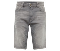 Jeans Shorts 'thoshort' grey denim