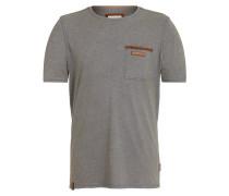 T-Shirt 'Suppenkasper' graumeliert