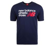 Essentials Normal T-Shirt Herren blau