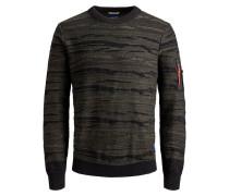 Pullover khaki / tanne