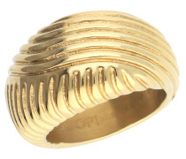 Ring Waves in breitem Design Jprg10609B gold