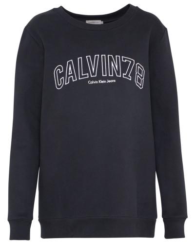 Casual Sweatshirt schwarz