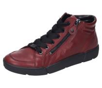 Sneakers dunkelrot