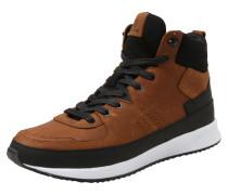 Sneaker 'Zone' cognac
