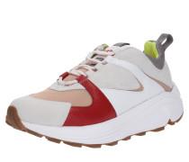 Sneaker 'Horizon_Runn_PVC' rot / offwhite
