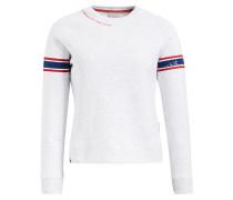 Sweatshirt 'darinka With Embro'
