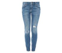 Shape Superskinny: Used-Jeans