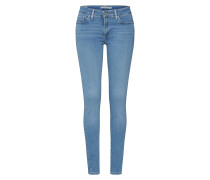 Jeans '711' blue denim
