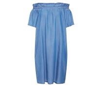Kleid 'Clarina Tencel' rauchblau