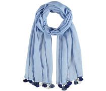 Schal 'Duglia' blau