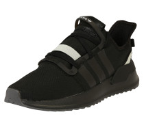 Sneaker 'u_Path Run' schwarz