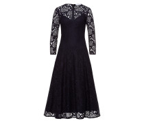 Kleid Lace Midi Dress Navy navy