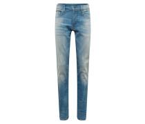 Jeans '3301' hellblau