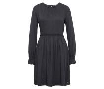 Kleid basaltgrau