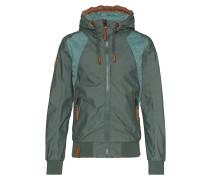 Jacket smaragd / hellgrün